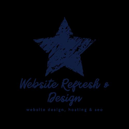 Website Refresh Design Logo